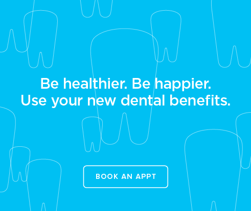 Be Heathier, Be Happier. Use your new dental benefits. - Aurora Dentist Office and Orthodontics