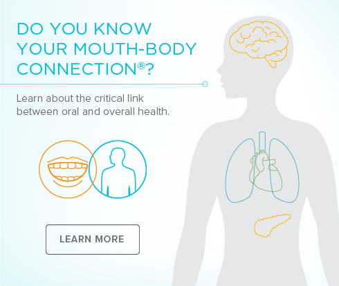 Aurora Dentist Office and Orthodontics - Mouth-Body Connection